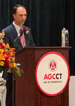 Exceptional Subcontractor Achievement Award